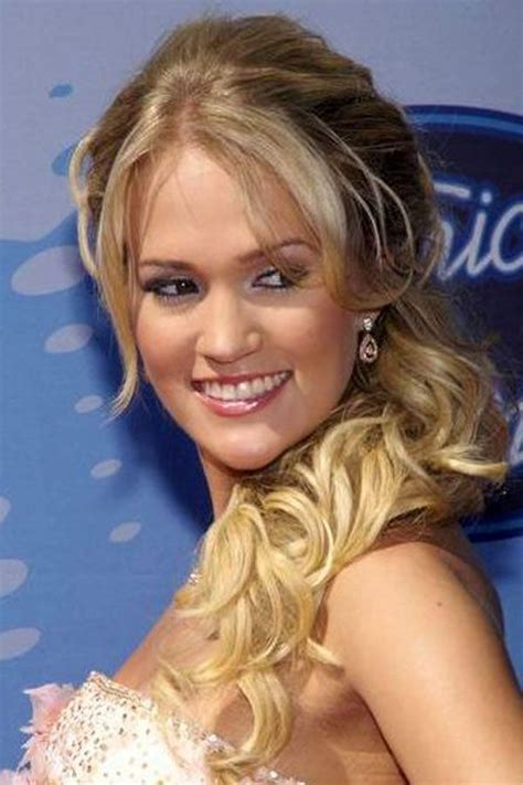 hoco hairstyles down 40 best hoco hair images on pinterest beauty makeup