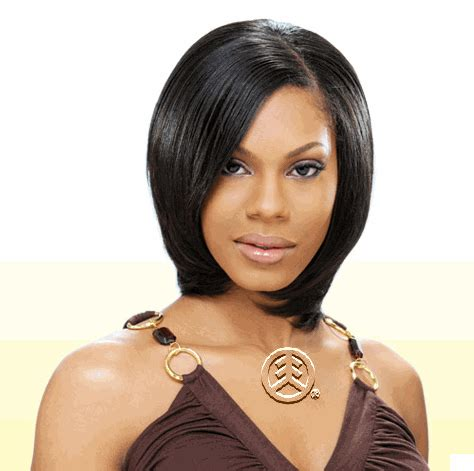 invisible part quick weave short styles invisible part quick weave miss nics elegant edge