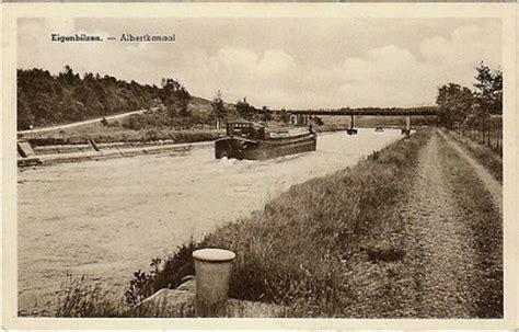 eerste roeiboot eigenbilzen kanaal