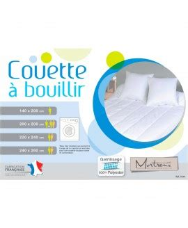Couette 100 Polyester by Couette 224 Bouillir 100 Polyester 450g 240x260 Cm Dya