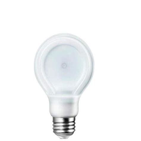 led light bulbs home depot philips slimstyle 60w equivalent daylight 5000k a19