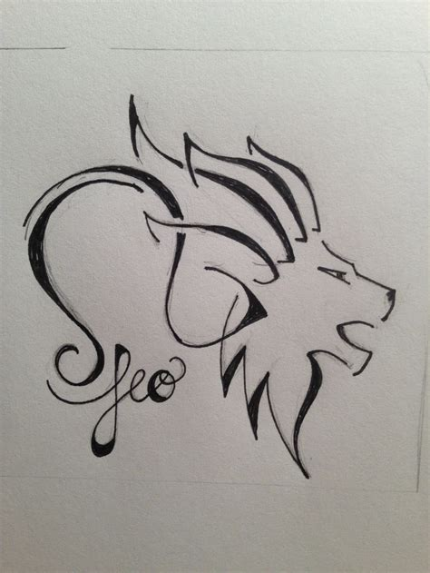 tattoo design leo zodiac leo lion head tattoo design tattooshunt com