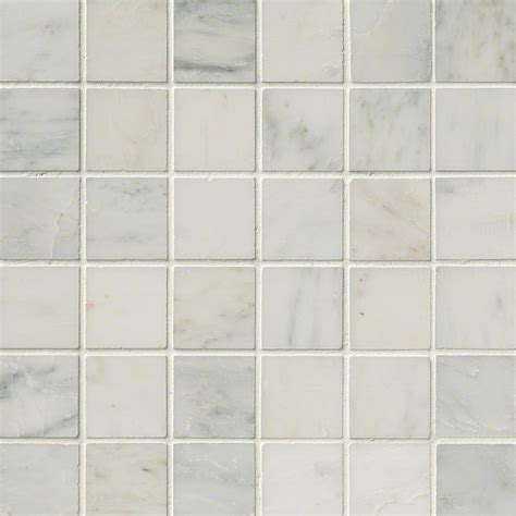 ms international marble mosaics 2 x 2 honed tile stone