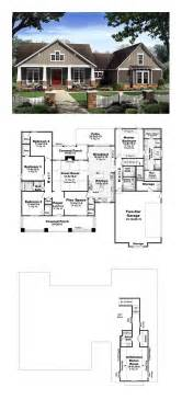 country craftsman house plans bungalow country craftsman house plan 59198 house