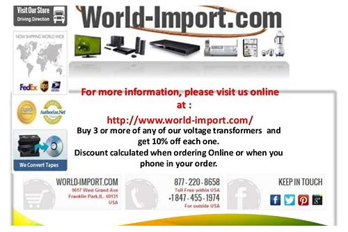 world-import.com coupon code
