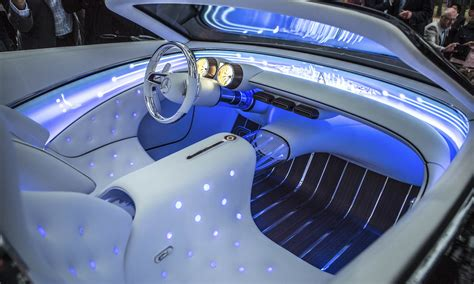 maybach 6 interior 2017 pebble concours vision mercedes maybach 6