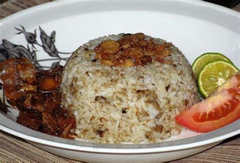cara membuat nasi tim yg enak resep nasi tutug oncom enak dan komplit khas sunda