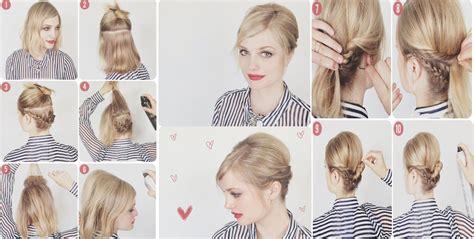 peinados paso a paso pelo corto peinados para pelo corto 187 paso a paso