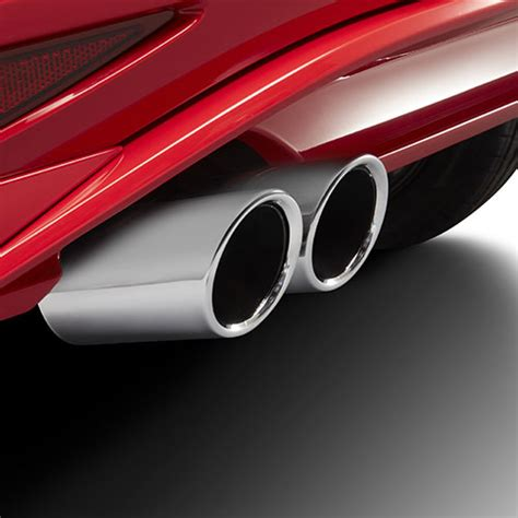 volkswagen chrome exhaust tips vw service  parts