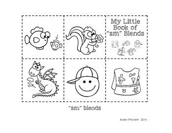L Blends Coloring Pages by R Blends Speech Therapy
