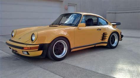 Porsche 911 Turbo For Sale by 1986 Porsche 911 Turbo For Sale Buy Classic Volks