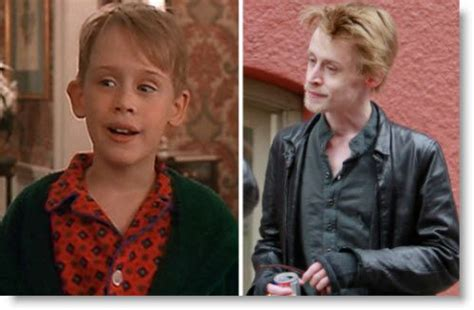 home alone actor then and now pin by bunga ainun on before and after pinterest then