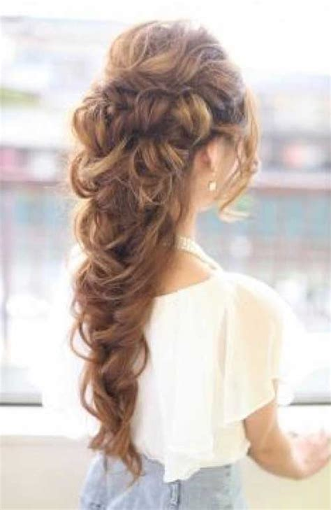 hairstyle ideas for evening prom updos for long hair beauty hair pinterest