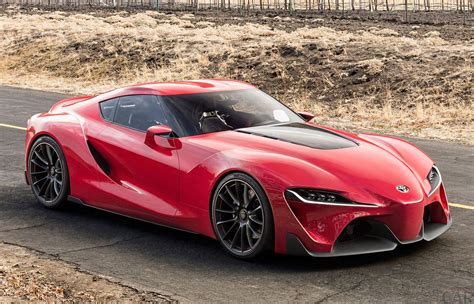 Where Are Toyota Cars Made Sports Car Concept Toyota Ft 1 With Predatory Impressive