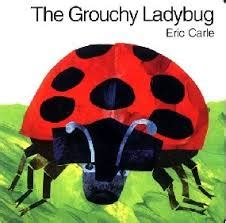 eric carle coloring pages grouchy ladybug free eric carle coloring pages for kids crafty morning