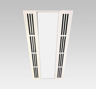 plaster recess frames led panels accessories haneco