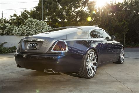 roll royce wraith on rims desean jackson s rolls royce wraith on forgiato wheels by