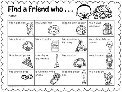 Friendship Worksheets by Top 25 Best Friend Activities Ideas On