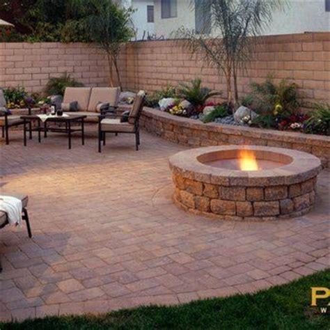 Paving Ideas For Backyards by Top 25 Best Concrete Backyard Ideas On