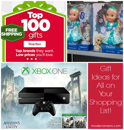 walmart s top 100 gifts list has gift ideas for all on
