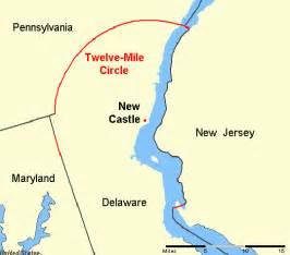united states map delaware river salem county