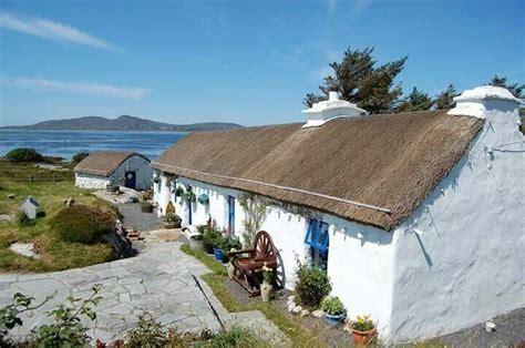 ireland cottage by the sea my irish heritage pinterest