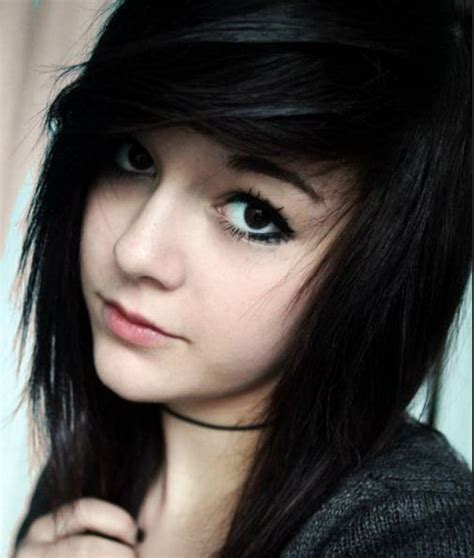 cute emo hairstyles for short hair all hair style for womens