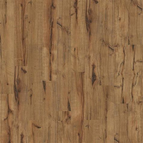 shop style selections 5 43 in w x 3 976 ft l antique hickory handscraped wood plank laminate