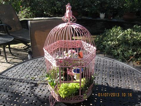 Patio Bird Cages by Using Bird Cages In The Garden Bird Cages In The Garden