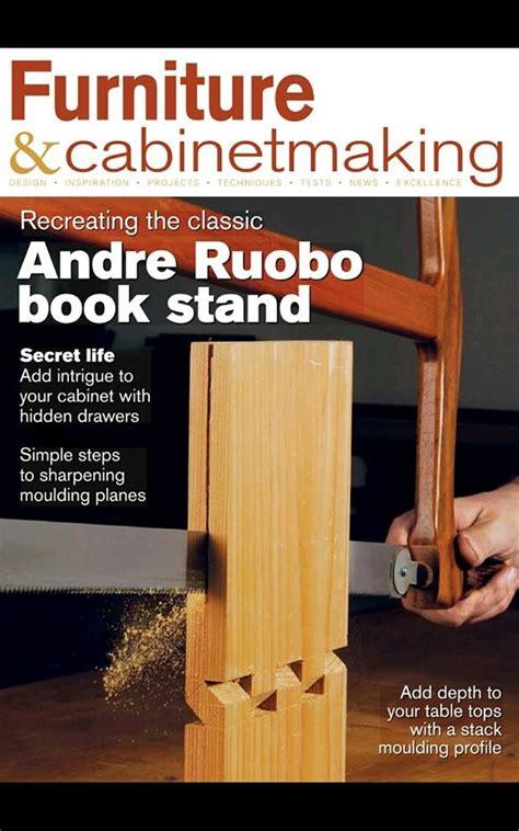 furniture magazines pdf diy woodworking furniture and cabinetmaking magazine