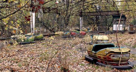 abandoned amusement park chernobyl abandoned amusement park the cheap route