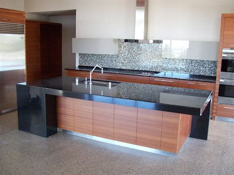 Modern Tile Countertops by Countertops For The Kitchen Kitchen Design Ideas