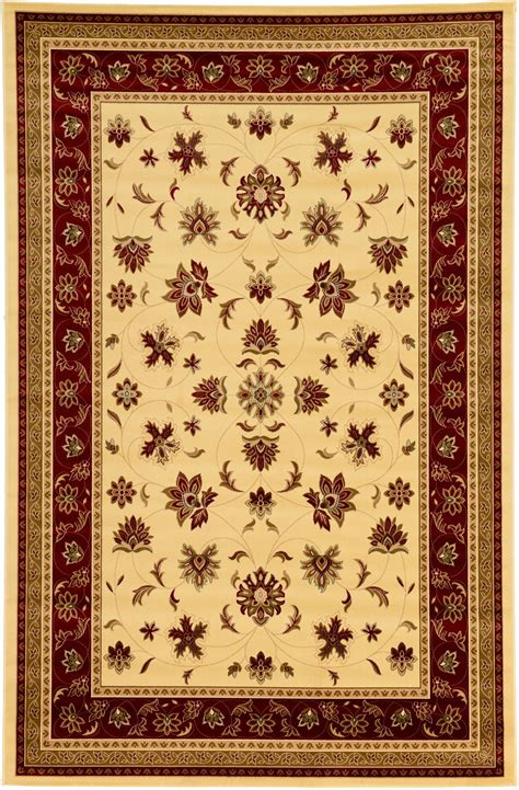 5 x 6 area rug traditional rugs area rug 6 5 x 9 new classic rug soft carpet ebay