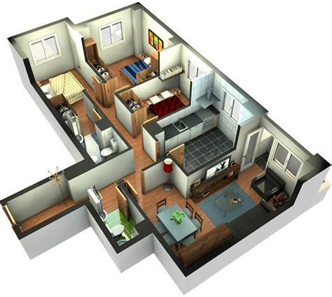 casas en 3d plantas de casas prontas em 3d 30 modelos