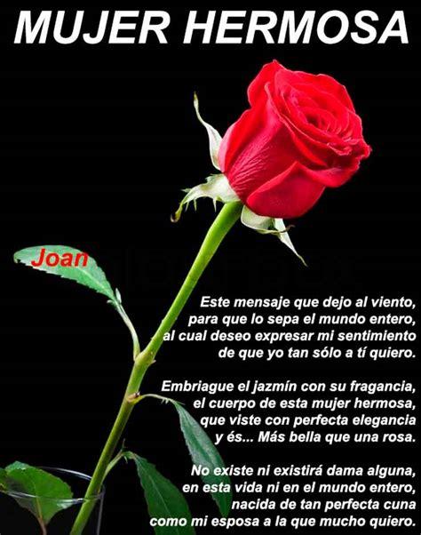 imagenes para mi bella mujer mujer hermosa tan bella como una rosa poemas de amor