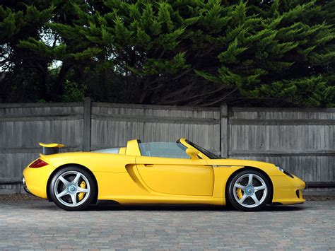 Porsche Carrera Gt Top Speed by 2004 2006 Porsche Carrera Gt History Review Top Speed