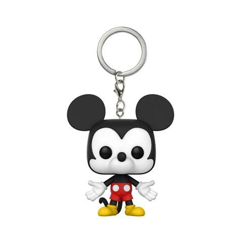 Kaos Mickey Minnie Pop disney mickey mouse pop keychain merchandise zavvi