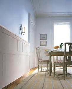 Wainscoting Raised Panel - classic cottage style paneling and wainscot