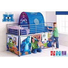 monsters inc toddler bed monsters inc kids decor on pinterest monsters inc