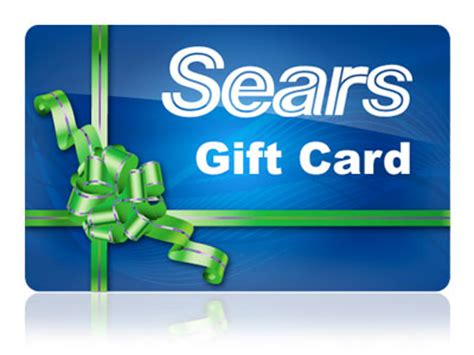 Sears Gift Card - 25 sears gift card giveaway part of a giveaway hop giveaway countingtoten