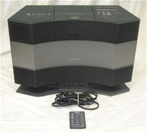 Bose Shelf Stereo by Bose Acoustic Wave Cd 3000 Shelf Stereo Cd Radio