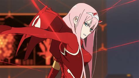darling   franxx   hiro    red