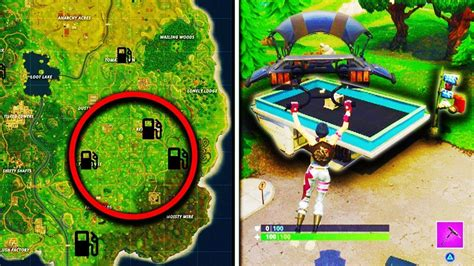 fortnite gas stations fortnite quot visit different gas stations in a single match
