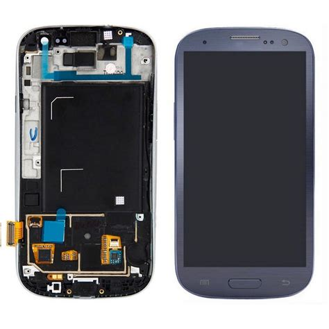 www samsung blue samsung galaxy s3 i9300 lcd display touch screen
