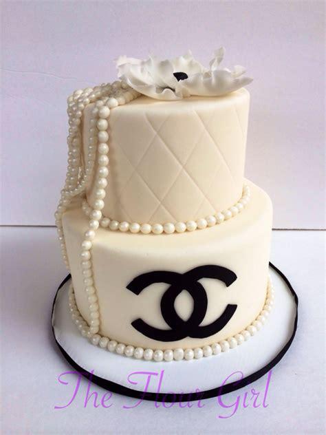 Chanel Cake   The Flour Girl