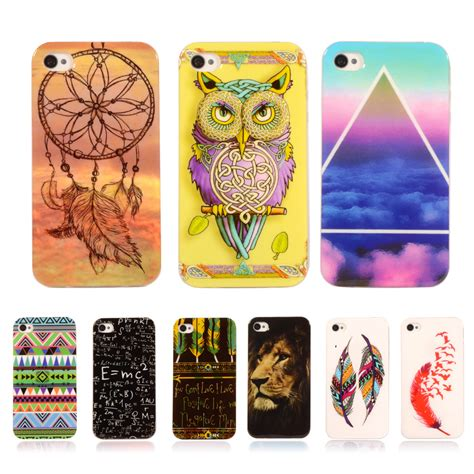 Softcase 4 Tiger for iphone 4s fashion tpu silicone soft cover