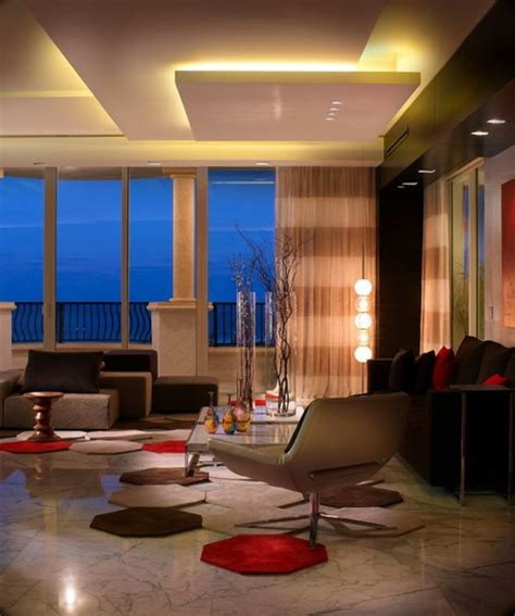 Living Room Led Lighting Design Electricity And Light Planning For A Interior