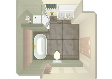 Bathroom Use gallery bathrooms kitchen room layouts adapted for