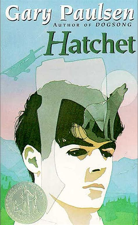 pictures from the book hatchet 9 children s books and authors every 90s kid should ve