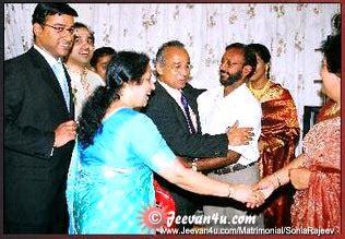 rajeev sonia wedding photo gallery kalyanum album photos